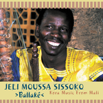 Ballake Sissoko - Kora Music from Mali